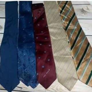Bundle Sale - Men's Branded Necktie