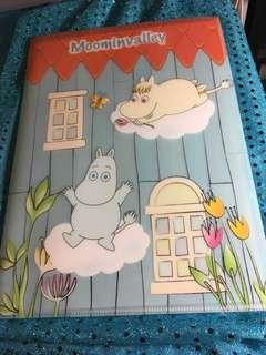 姆明 Moomin 快勞套記事簿
