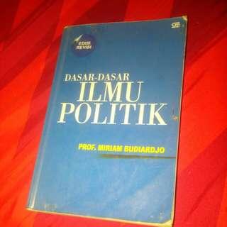 Dasar-dasar Ilmu Politik Edisi Revisi 2008