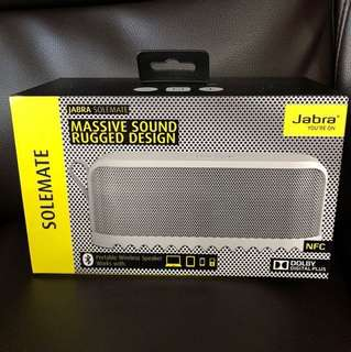 Jabra Solemate Portable Wireless Speaker