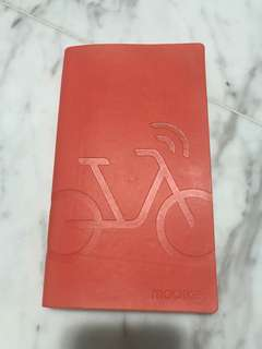Mobike note book