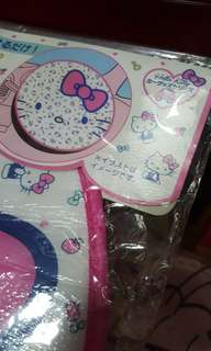 Hello Kitty Car Steering Cover