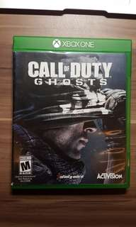 Call of Duty Ghost (Xbox One)