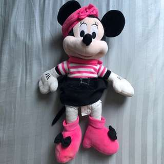 Minnie Mouse Stuff Toy