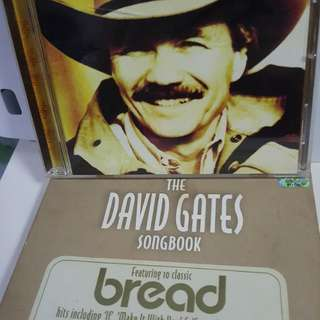 Cd English The David gates songbook