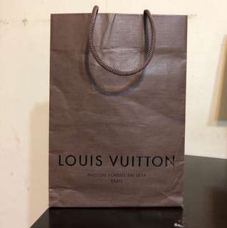 🚚 LV專櫃紙袋