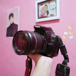 Canon eos 350d second