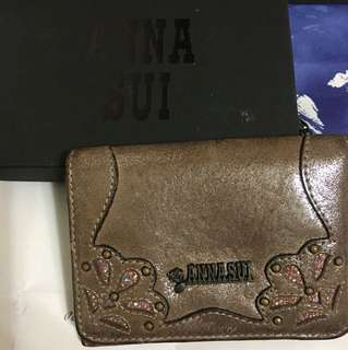 Anna sui card holder 咭片套