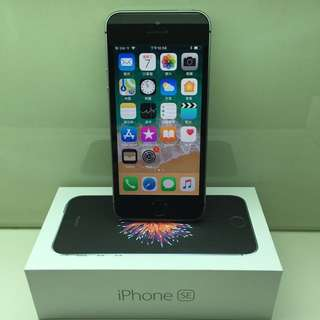 iphone SE 128G black