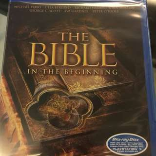 The Bible in the beginning