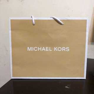 🚚 MK專櫃紙袋