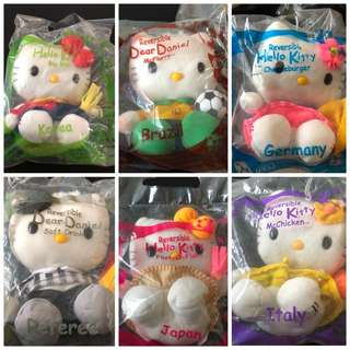 Hello Kitty Plush soft toys