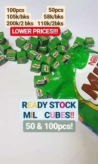 Milo Cubes 50 Pcs