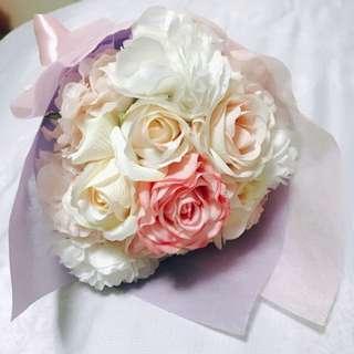 Customised Wedding Bouquet/ Flower Bouquet