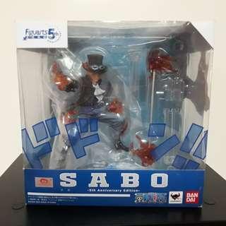 Bandai Figuarts Sabo (5th Anniversary edition)