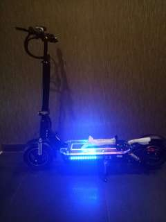 Can nego !! 52v ultron with led deck / Authentic korea ultron electric scooter 52v 1200w / chuanglu v9 / futecher / ultron ultra / dualtron / wheelkorea / cheapest e scooter / electric scooter