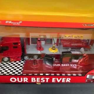 Shell ferrari rc cars