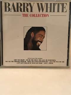 CD 347 Barry White - Barry White The Collection