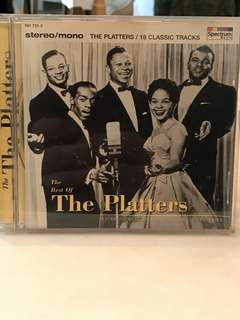 CD 348 The Platters - The Best of The Platters