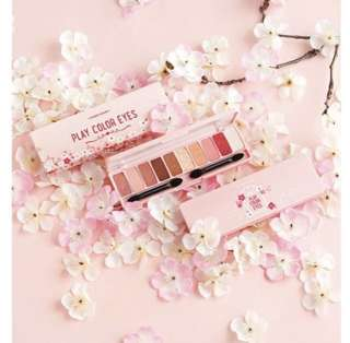 Etude Cherry Blossom Eye Shadow PLAY COLOR EYES