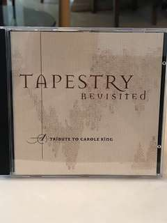 CD 351 Tapestry Revisited - Tribute to Carole King