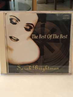 CD 352 Sarah Brightman - The Best Of The Best