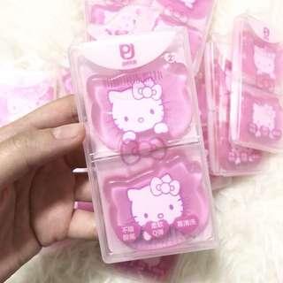 Silikon gel hello kitty