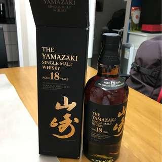 Yamazaki 18 山崎