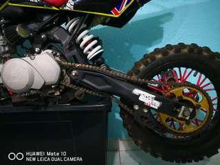 Pit Bike 110cc 4 stroke klx