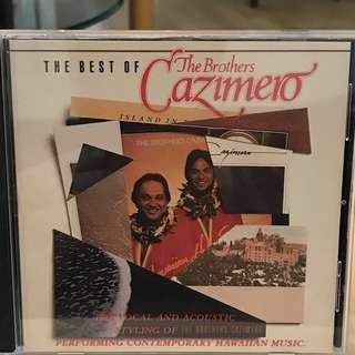 CD 359 The Brothers Cazimero - The Best Of The Brothers Cazimero