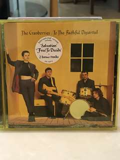 CD361 The Cranberries - To The Faithful Departed