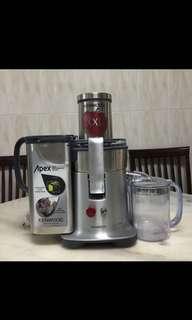 Kenwood Juice Maker - Model JE880