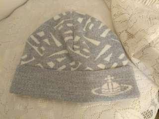 全新~Vivienne Westwood 帽 (MADE IN ITALY)