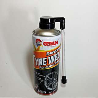 CAR TIRE EMERGENCY REPAIR AGENT 450ML