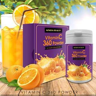 Vitamin C 360 in a form of powder 80g
