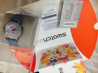 Last Piece Left- Swatch Watches (Dubai)