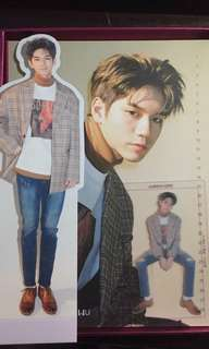 Wanna One Nothing Without You Ong one ver full set