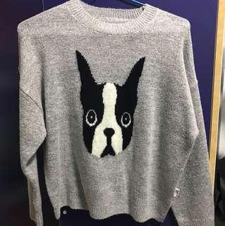 Bulldog Pullover