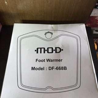 MOD-Foot Warmer