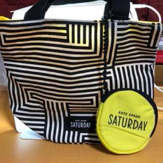 Kate Spade Saturday Lunch Tote