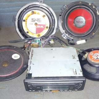 audio set nl jual