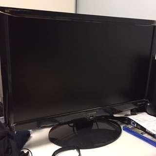 ViewSonic VX2433WM LCD Monitor