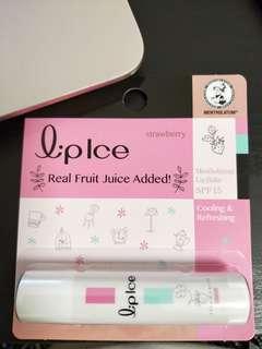 Lipice - strawberry lip balm