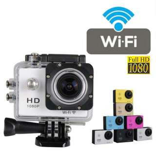 Waterproof 1080 HD Waterproof Wifi Action Camera