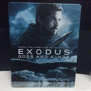 出埃及記:神王帝國 Exodus: Gods and Kings 鐵盒 藍光