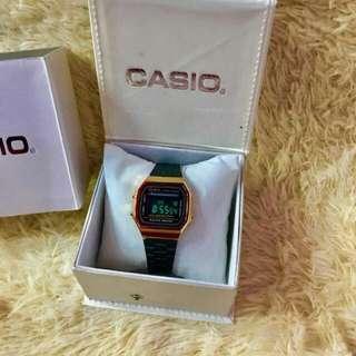 Casio Black Gold 3A
