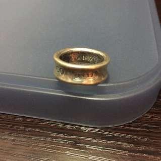 Tiffany 1837 rings
