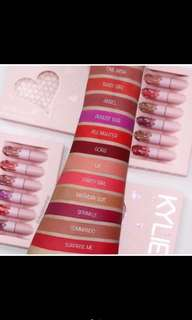 Kylie Birthday Mini Velvet 2017 Kylie Cosmetics