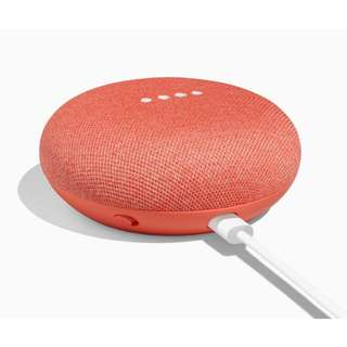 GOOGLE Home Mini CORAL (brand new, sealed)
