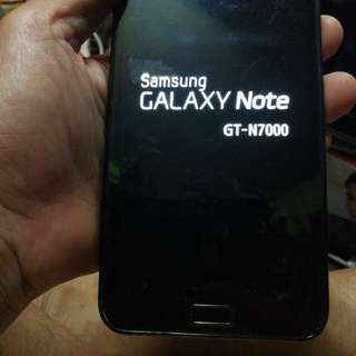 Samsung Galaxy note  1  N 7000  Lte (read & see my carousell information other mobile)